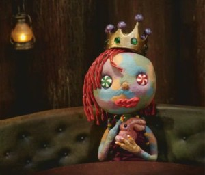 "sorry to give you nightmares, but this is ""candy wife"" from the marvelous misadventures of flapjack."